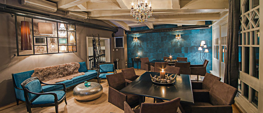 Hotel Heitzmann, Zell am See, Austria - Dining room & lounge.jpg